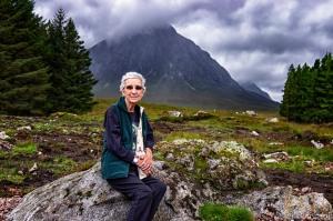 Susan - Glencoe- Buachaille Etive Mòr